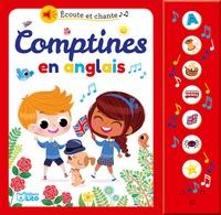 Raphaël Garraud et Marie Margo - Comptines en anglais.
