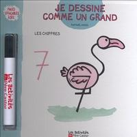 Raphaël Hadid - Je dessine comme un grand - Les chiffres.