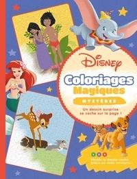 Raphaël Hadid et  Disney - Various Disney - Coloriages Magiques - Mystères.