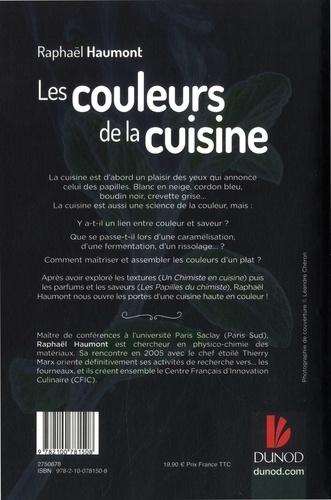 Les couleurs de la cuisine. Avec Raphaël Haumont, la science a du goût !