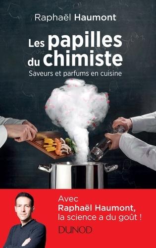 Les papilles du chimiste - Format ePub - 9782100772629 - 9,99 €