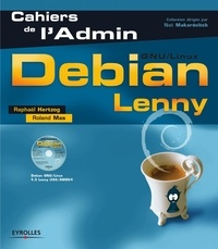 Raphaël Hertzog et Roland Mas - Debian Lenny.