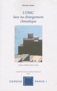 Accentsonline.fr L'organisation du commerce face au changement climatique - Etude de droit international Image