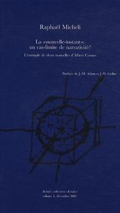 La nouvelle-instant : un cas-limite de narrativité ? - Lexemple de deux nouvelles dAlbert Camus.pdf