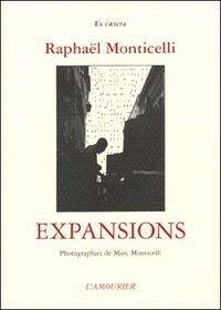 Raphaël Monticelli - Espansions.