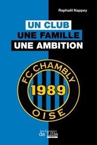 Raphaël Nappey - FC Chambly Oise - Un club, une famille, une ambition.
