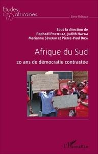 Raphaël Porteilla et Judith Hayem - Afrique du Sud - 20 ans de démocratie contrastée.