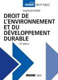 Raphaël Romi - Droit de l'environnement et du développement durable.