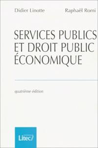 Histoiresdenlire.be Services publics et droit public économique. 4ème édition Image