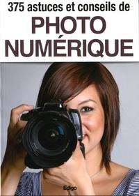 Raphaël Trabelsi - 375 astuces et conseils de photo numerique.