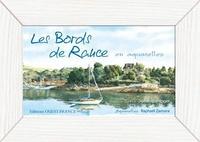 Raphaël Zamora - Les Bords de Rance en aquarelles.