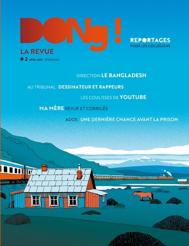 Dong ! N° 2, avril 2019