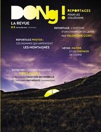 Raphaële Botte - Dong ! N° 8, novembre 2020 : .