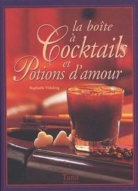 Histoiresdenlire.be La boîte à cocktails et potions d'amour Image