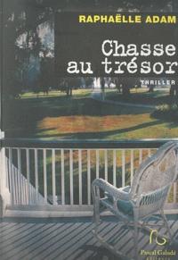 Raphaëlle Adam - Chasse au trésor.
