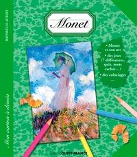 Raphaëlle Aubert - Monet - Mon carton à dessin.