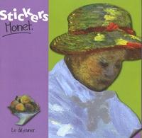 Raphaëlle Aubert - Stickers Monet.
