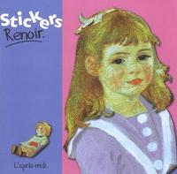 Raphaëlle Aubert - Stickers Renoir.