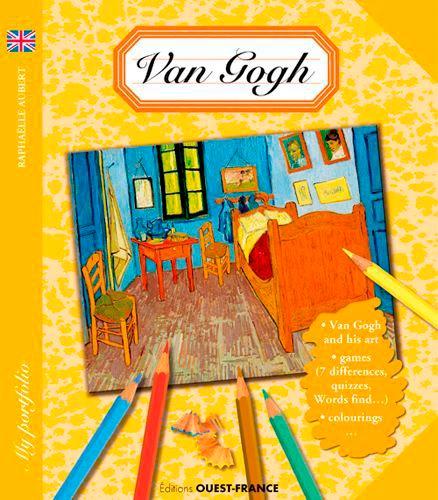 Raphaëlle Aubert - Van Gogh - My portfolio.