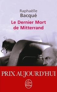 Costituentedelleidee.it Le Dernier Mort de Mitterrand Image