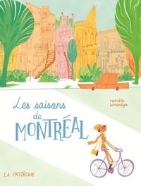 Raphaëlle Barbanègre - Les saisons de Montréal.