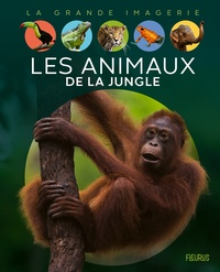 Raphaëlle Chauvelot - Les animaux de la jungle.