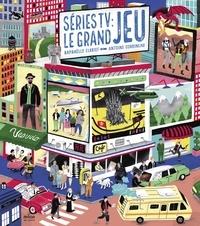 Raphaëlle Elkrief et Antoine Corbineau - Séries TV : le grand jeu.
