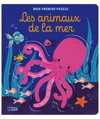 Raphaëlle Michaud - Les animaux de la mer.