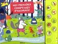 Raphaëlle Michaud - Mes premières comptines d'animaux. 1 CD audio
