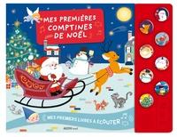 Raphaëlle Michaud - Mes premières comptines de Noël. 1 CD audio