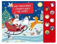 Raphaëlle Michaud - Mes premières comptines de Noël. 1 CD audio MP3