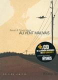 Rascal et Thierry Murat - Au vent mauvais. 1 CD audio