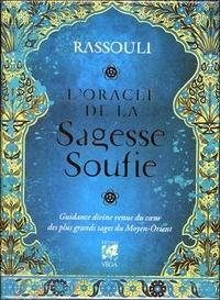 Rassouli - L'oracle de la sagesse soufie - Guidance divine venue du cœur des plus grands sages du Moyen-Orient. Avec 44 cartes.