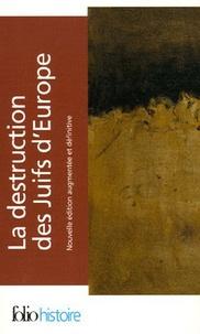 Raul Hilberg - La destruction des Juifs d'Europe Coffret en 3 volumes.