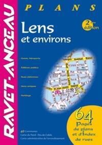Ravet-Anceau - Lens et environs.