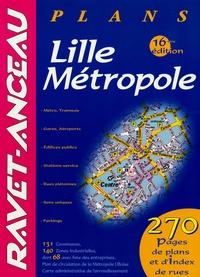 Lille Métropole- Plans -  Ravet-Anceau pdf epub