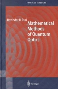 Ravinder-R Puri - Mathematical Methods of Quantum Optics.