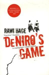 Rawi Hage - De Niro's Game.