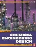 Ray Sinnott et Gavin Towler - Chemical Engineering Design.