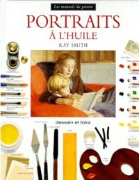 Ray Smith - Portraits à l'huile.