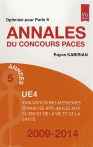 Alixetmika.fr Annales du concours PACES UE4 2009-2014 - Optimisé pour Paris 6 Image