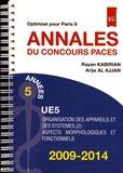 Rayan Kabirian et Arije Al Ajjan - Annales du concours PACES UE5 2009-2014 - Optimisé pour Paris 6.
