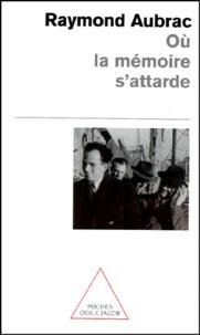 Raymond Aubrac - .