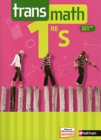 Transmath 1re S- Programme 2011 - Raymond Barra   Showmesound.org