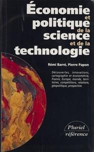 Raymond Barre - Économie et politique de la science et de la technologie.