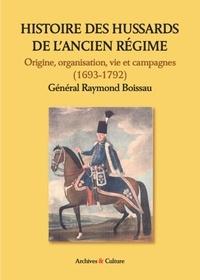 Alixetmika.fr Histoire des officiers de hussards de l'Ancien Régime - Origine, organisation, vie et campagnes (1693-1792) Image