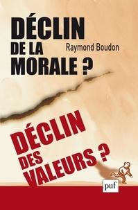 Raymond Boudon - .