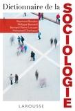 Raymond Boudon et Philippe Besnard - Dictionnaire de la sociologie.