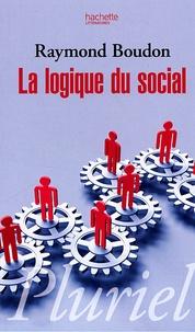 Raymond Boudon - La logique du social.