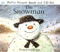 Raymond Briggs - The Snowman - The Book of the Film. 1 CD audio